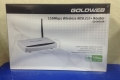 GOLDWEB ADSL Modem Wireless Router