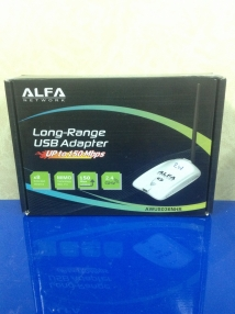 ALFA USB Wireless Adapter 2WAT