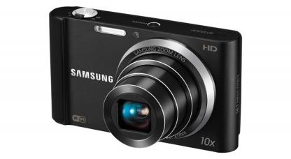 samsung camera st200f