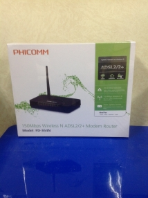 Phicomm ADSL Modem Wireless Router