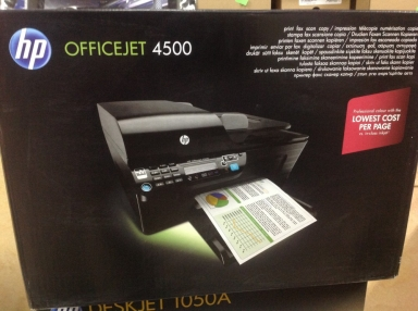 HP Officejet 4500 All in 1