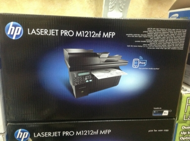 HP Laserjet m1212nf MFP All in 1