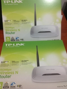 TPLINK Broadband Wireless Router