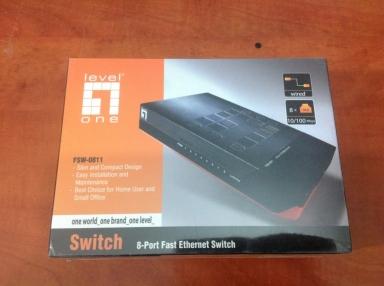 Levelone Switch 8 Ports